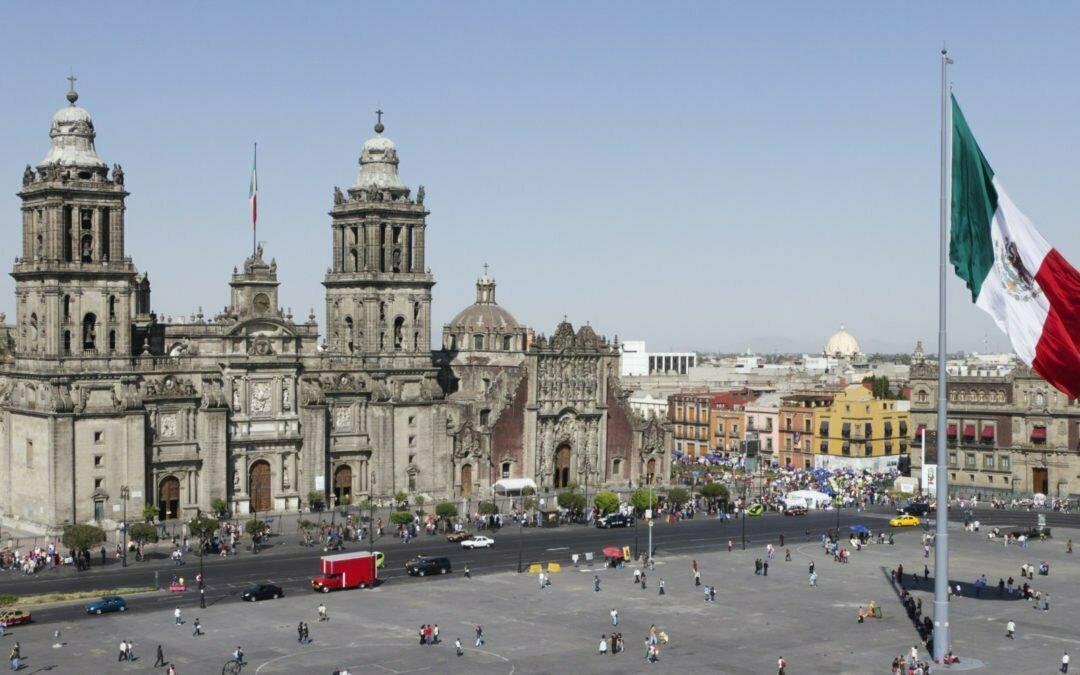 Mexic – concursul se reia