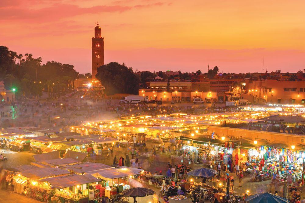Lansare concurs Maroc