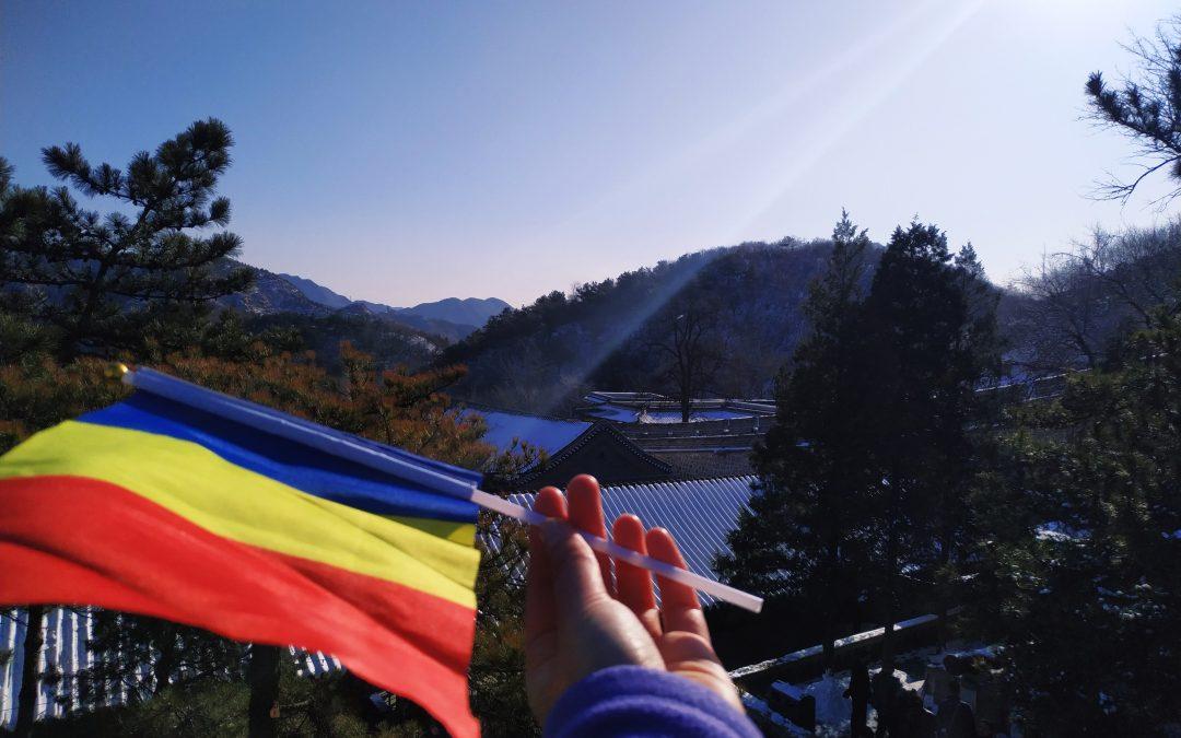 ZIUA ROMÂNIEI sărbătorită de bursierii noștri în lume